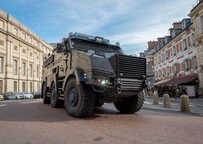 Tatra titus police Riga Latvia