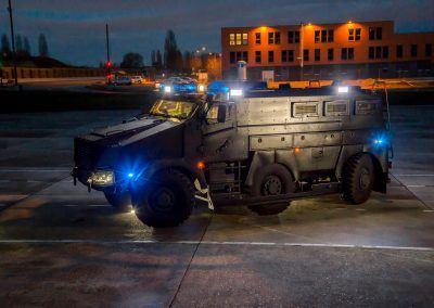 Tatra titus police